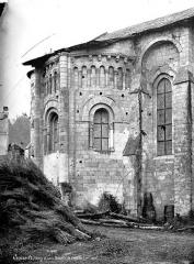 Eglise Notre-Dame de Cunault - Chapelle de l'abside