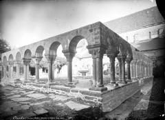 Ancienne abbaye - Cloître