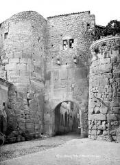 Porte Saint-Marcel - Vue d'ensemble