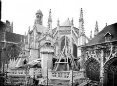 Eglise Saint-Jacques - Chevet
