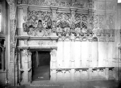 Eglise Saint-Jacques - Sacristie