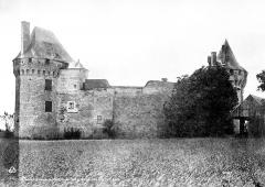 Château de Pocé - Vue d'ensemble