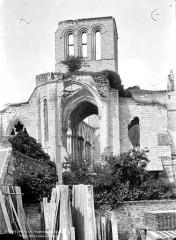 Eglise Saint-Denis (ruines) - Ensemble est
