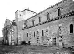 Eglise Saint-Léger - Façade sud