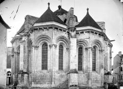 Eglise Saint-Léger - Abside