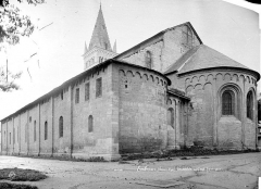 Eglise Notre-Dame (ancienne cathédrale) - Ensemble sud-est