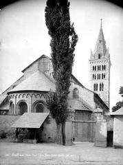 Eglise Notre-Dame (ancienne cathédrale) - Ensemble est