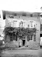 Maison des Chanonges ou du Chapître, anciennement collège des Chanoines de la cathédrale - Façade principale