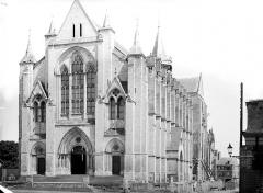 Collégiale Notre-Dame et Saint-Laurent - Ensemble sud-ouest