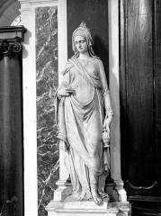 Collège de la Ville - Chapelle : Statue du tombeau d'Henri de Guise
