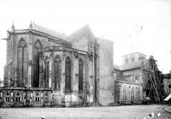Eglise Saint-Maurice - Ensemble nord-est