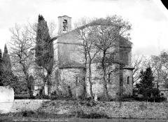 Eglise Notre-Dame-des-Pins - Ensemble sud-est