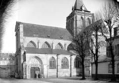 Ancienne abbaye Saint-Taurin - Ensemble sud-ouest