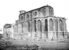 Eglise Saint-Victor-et-Sainte-Couronne - Ensemble sud-est