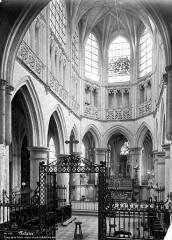 Eglise de la Trinité - Vue intérieure du choeur