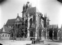 Eglise Notre-Dame-des-Marais - Ensemble sud