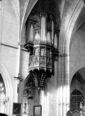 Eglise Notre-Dame-des-Marais - Buffet d'orgues