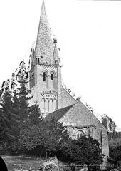Eglise Saint-Mandé-Saint-Jean - Ensemble ouest