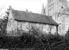 Eglise Saint-Mandé-Saint-Jean - Ancienne nef, côté nord