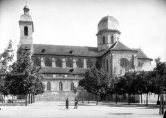 Eglise Saint-Sauveur - Ensemble sud