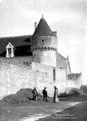 Abbaye Notre-Dame - Tour d'angle