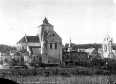 Abbaye Notre-Dame - Eglise : Ensemble nord