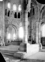 Abbaye Notre-Dame - Eglise : Vue intérieure du choeur