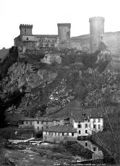 Château - Ensemble nord