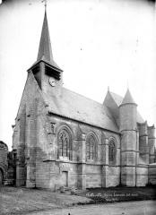 Eglise Saint-Jacques-le-Majeur et Saint-Jean-Baptiste - Ensemble sud-ouest