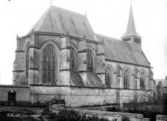 Eglise Saint-Jacques-le-Majeur et Saint-Jean-Baptiste - Ensemble nord-est