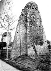 Aqueduc antique (restes de l') - Pile