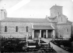 Eglise de la Très-Sainte-Trinité - Ensemble sud