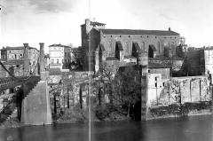 Eglise Saint-Michel - Vue générale prise du sud-ouest