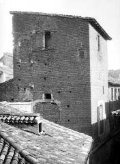 Hôtel de la famille Gaillac - Ensemble sud-est