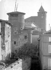 Ancienne prison - Vue d'ensemble