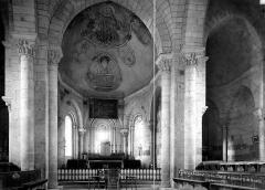 Eglise Saint-Laurent et Notre-Dame - Vue intérieure du choeur