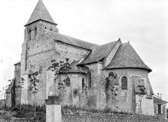 Eglise Saint-Vétérin - Ensemble sud-est
