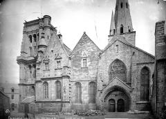 Eglise Notre-Dame du Bon-Secours - Façade sud