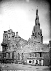Eglise Notre-Dame du Bon-Secours - Ensemble sud