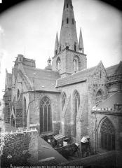 Eglise Notre-Dame du Bon-Secours - Ensemble sud-est