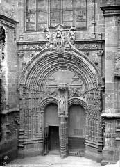 Eglise Notre-Dame du Bon-Secours - Portail de la façade sud