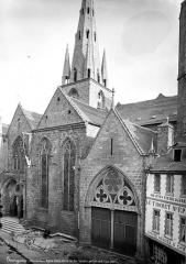 Eglise Notre-Dame du Bon-Secours - Façade nord