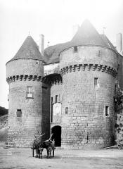 Remparts - Porte Saint-Michel