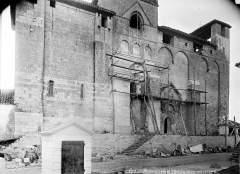 Eglise Saint-Pierre-et-Saint-Paul - Façade nord
