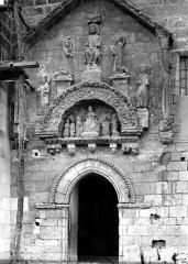 Eglise Saint-Pierre-et-Saint-Paul - Portail de la façade nord