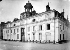 Ancien arsenal - Façade principale