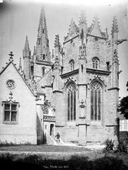Eglise Notre-Dame-de-Paradis et ses abords - Abside