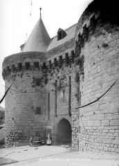Remparts - Porte de Ville
