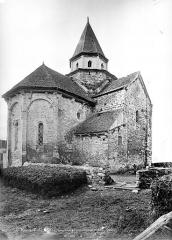 Eglise Saint-Blaise - Ensemble nord-est
