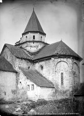 Eglise Saint-Blaise - Ensemble sud-est